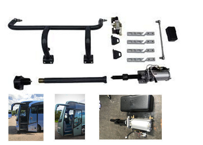 NR300 Automatic Bus Door ,  Long / Short Shaft  Bus Door parts For Coach Bus